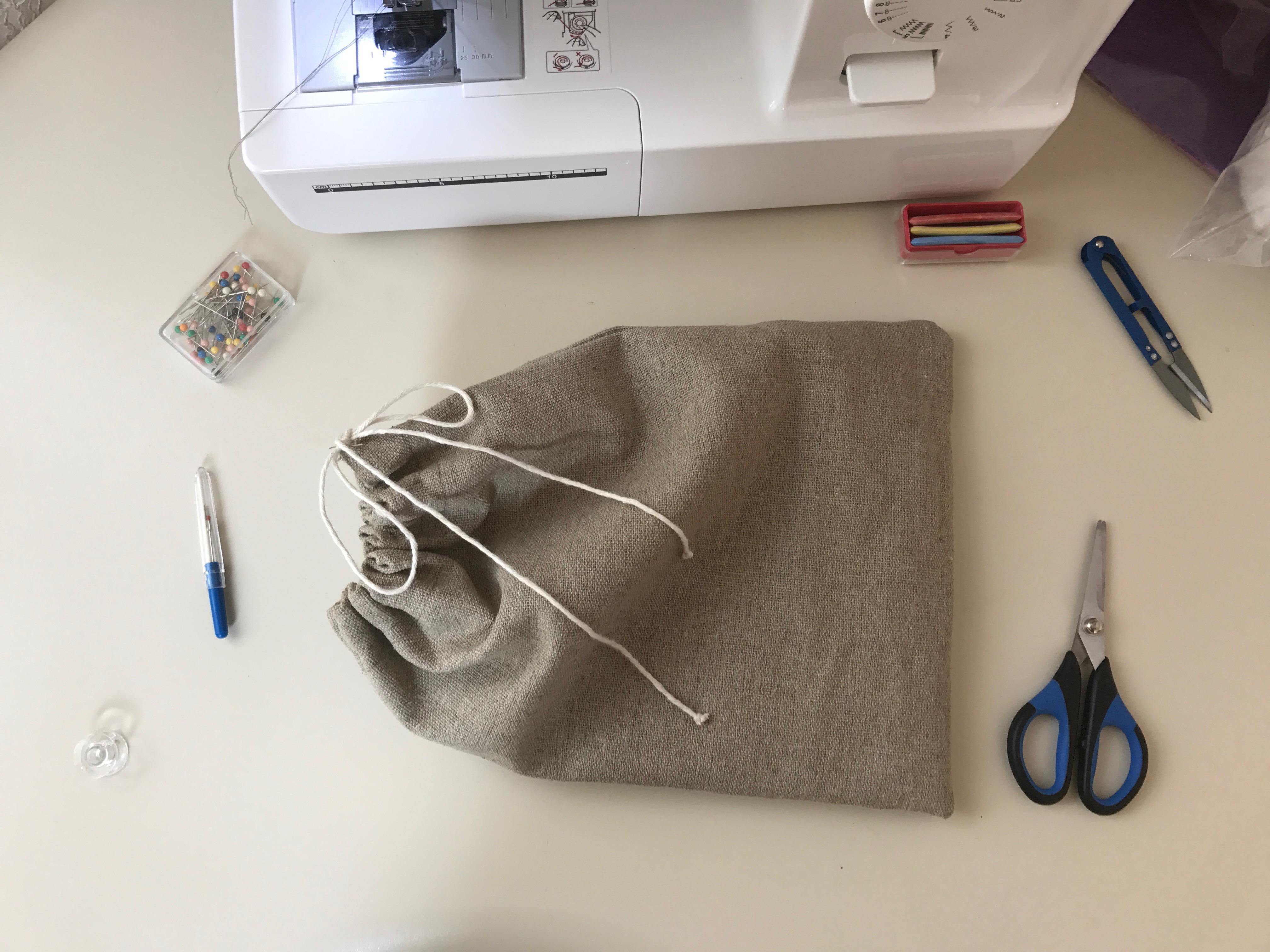 Мешок ручной работы