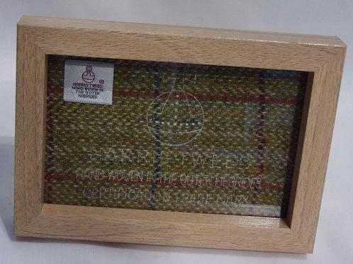 Harris Tweed Orb Frame