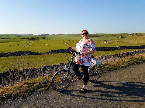 Cycle hire Ashbourne, Peak District, The Bike Barn