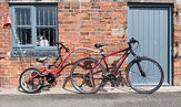 The Bike Barn Ashbourne hire bikes