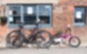 Bike sales, Ashbourne, Peak District, Cycle hire