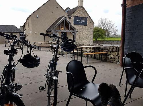 Tissington Trail pubs, cyce hire Ashourne