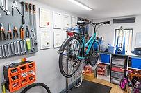 Cycle Servicing, Ashbourne, The Bike Barn, cycle hire bike