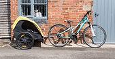Cycle hire bikes Ashourne, The Bike Barn