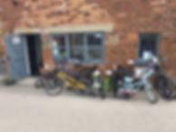 Sale bikes, Cycle hire Ashbourne
