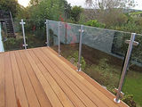 Asap Fabrications balustrade system welding stainless steel glass balcony Wales