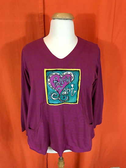 Big Fun Sweatshirt - Sz 2 (#4)