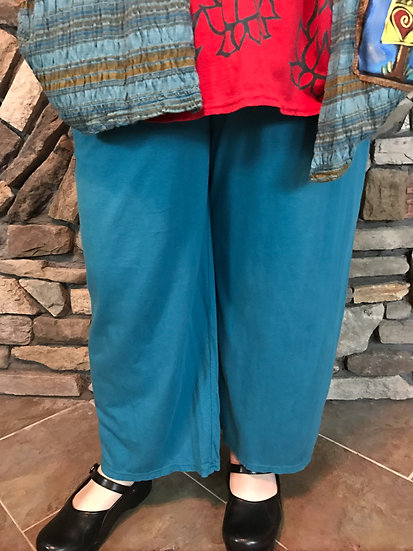 Joyful Pant - Size 3 -  Turq (#23)
