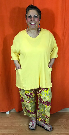 2 Pc in Yippie Yellow - Sz 3 (#44)