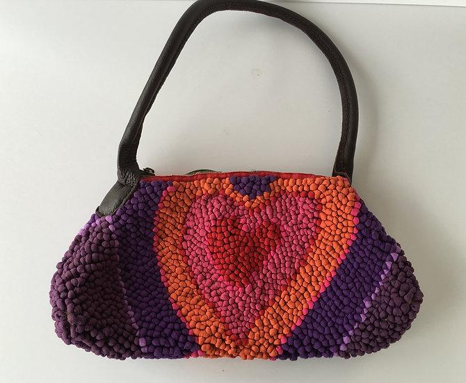 Mielie Heart Bag