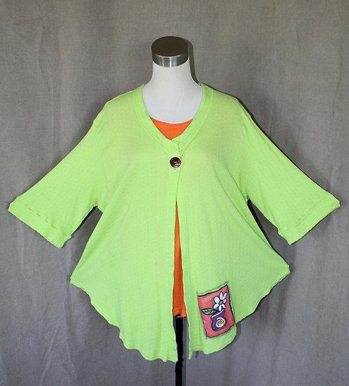 Just Jacket! - Lotsa Lime in XLarge