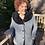 Thumbnail: BF11 - Transparante 524.1 Shaggy & oh so Chic Crop Jacket