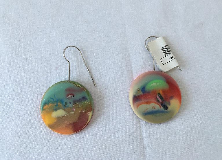 Colorful Artisan Earrings