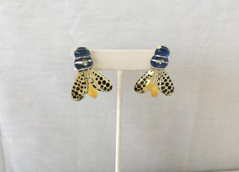 Bee Earrings - E3503/1