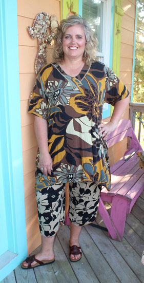 Bop Around Dress/Tunic