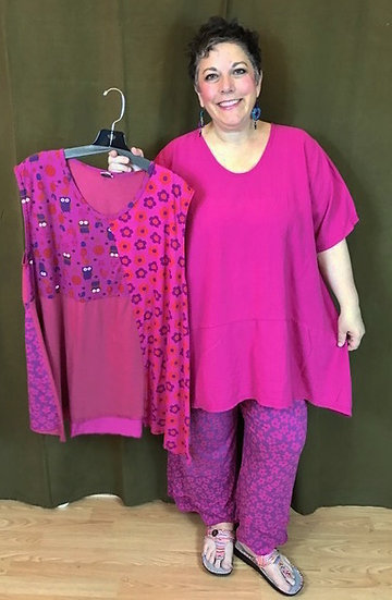 Outfit 10 - 3 pc. Pink - Size 3