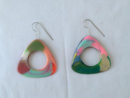 Colorful Artisian Earrings