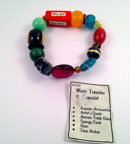 World Traveler Bracelet