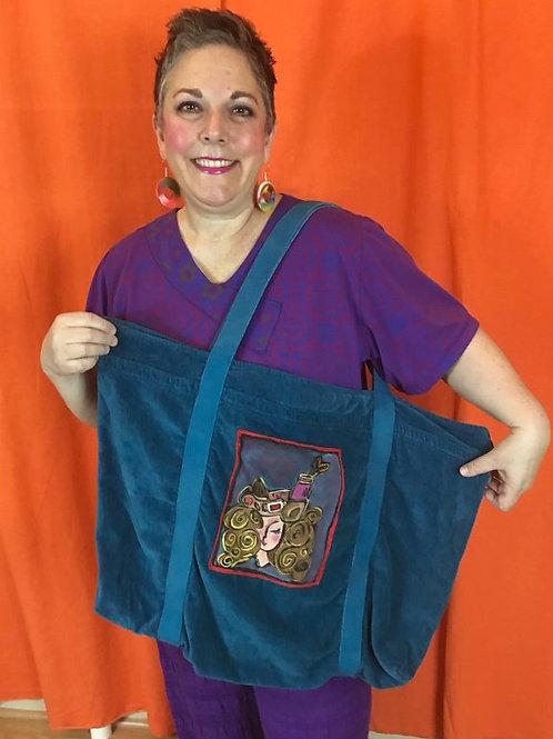 Gift Bag - Totally Teal (C59)