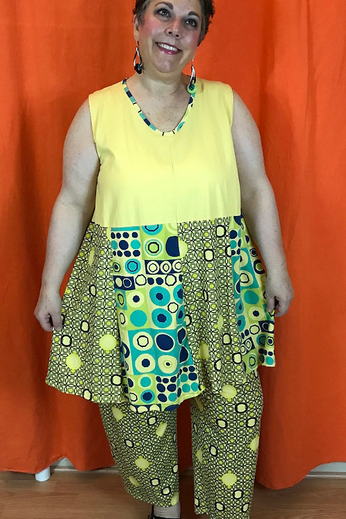 2 Pc in Yippie Yellow  (#57)
