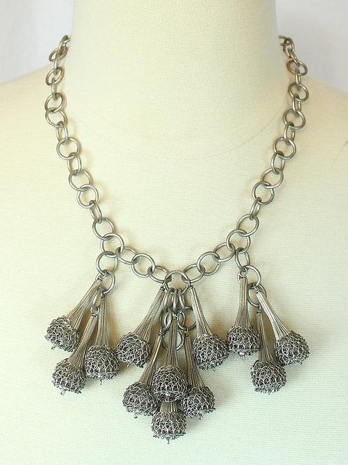 Thistle Drop Necklace