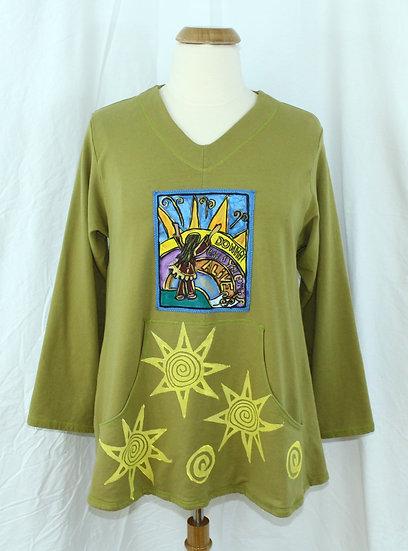 Come Alive - Blooming Sweatshirt