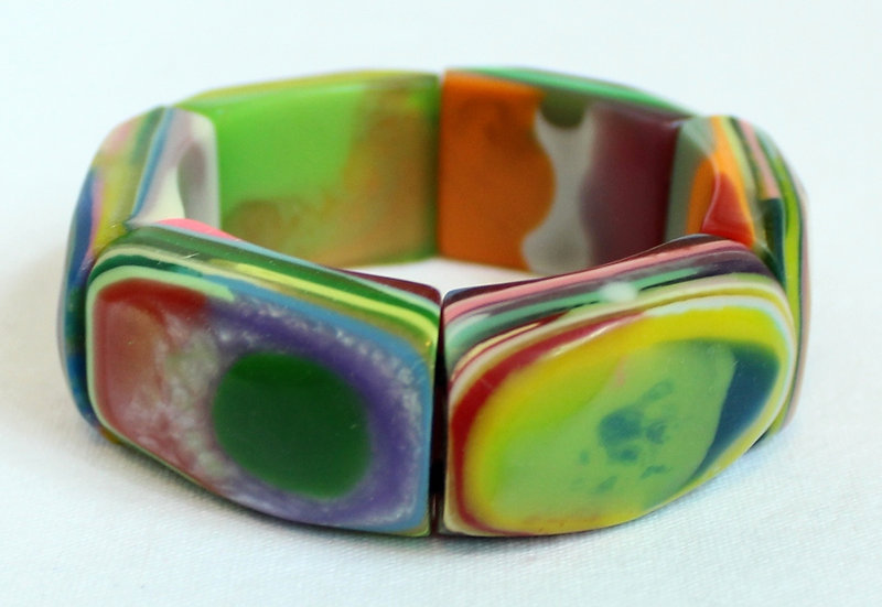 Colorful Artisian Bracelet