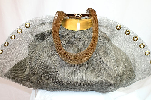 MAGNIFICIENT Metal Handbag