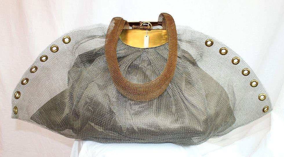 MAGNIFICIENT Metal Handbag