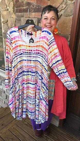 KZ54 - Tatsu Tunic Dress (43035)