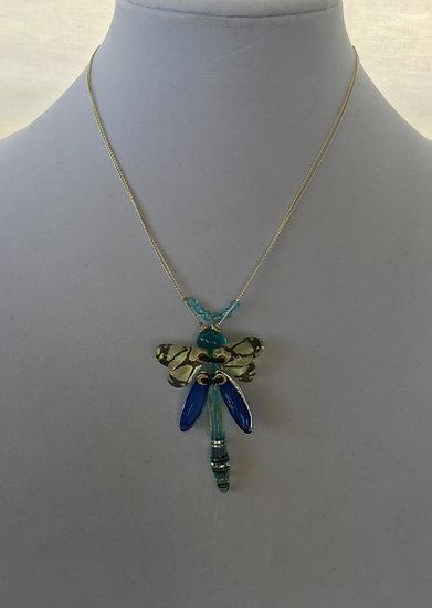 Bee Pendant Necklace - P4500/1