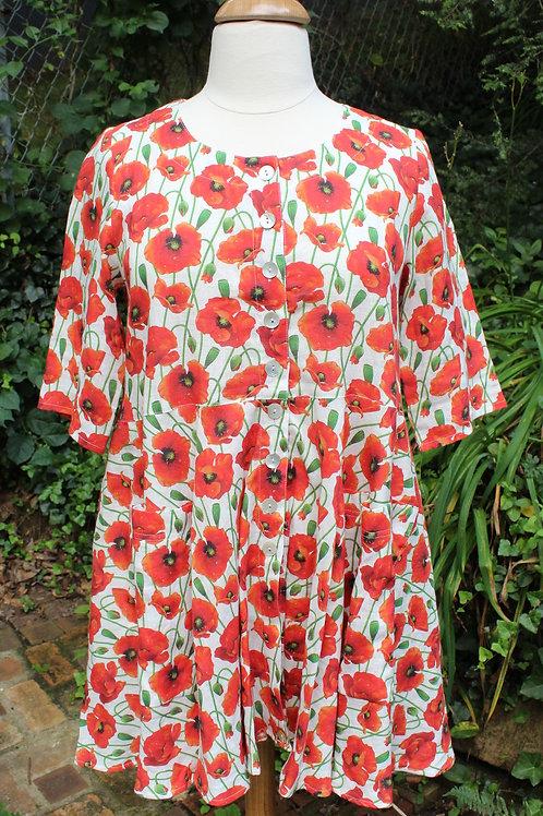 Dino Jacket/Top/Dress (#03073)