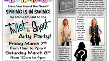 Twist and Shout Arty Party