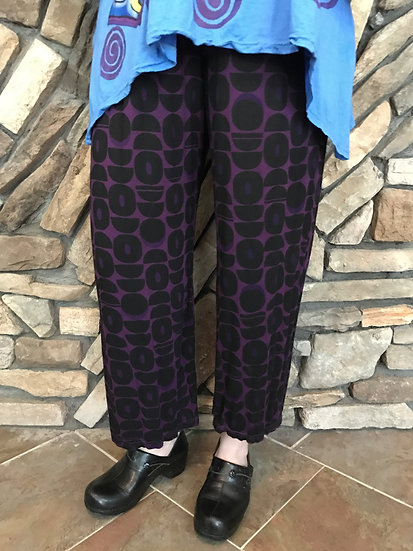 Magical Mod Pant - Size 1 - Red (#29)