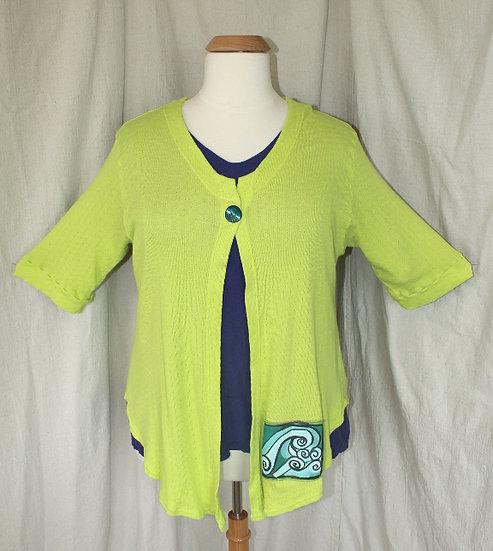 Just Jacket! - Lotsa Lime in Large