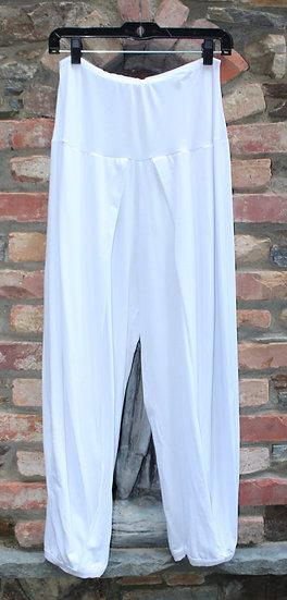 Boheme White Knit Pant (# B547)