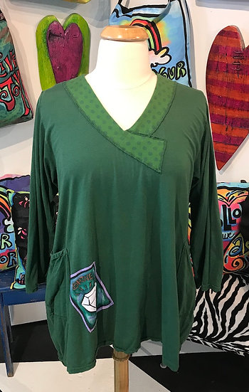 CEC024BWF - Big Truth Tunic - Mountain Glory - Sz M (1)