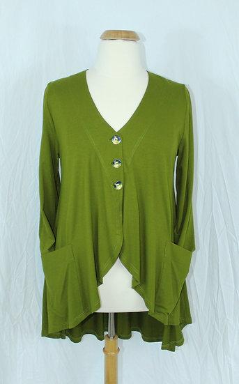 Paavo Knit  Jacket (#93033) -M