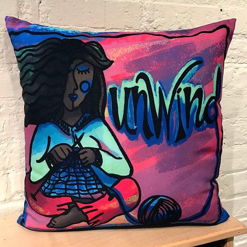 Pillow - Unwind - AA