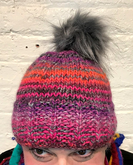 Hot and Cozy Hat