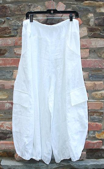 Uma Linen Pant (#01046)