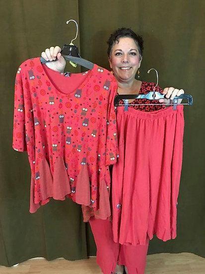 Outfit 3 - 2 pc. Orange - Size 1