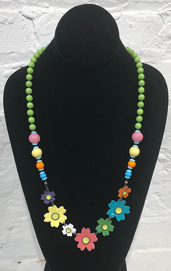 Year Round Blooms Necklace