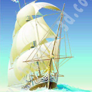 A ship illustrator file free download