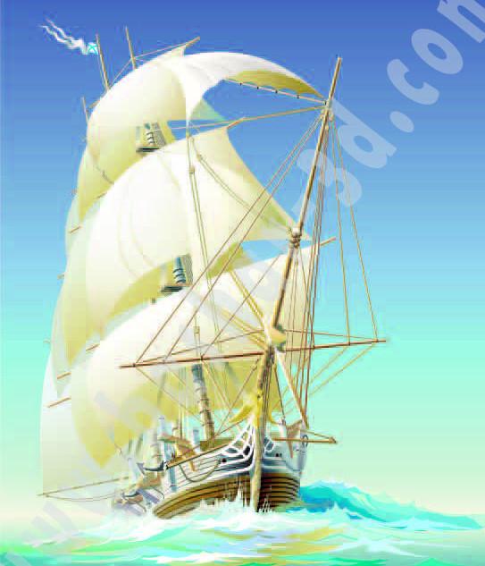 A ship illustrator file free download