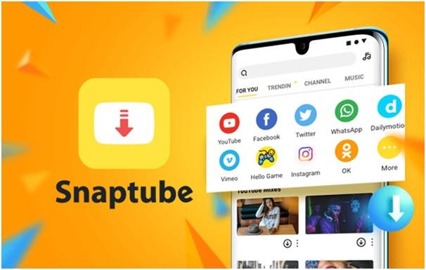شرح تطبيق SnapTube للتحميل من يوتيوب وفيسبوك