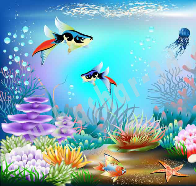 Underwater illustrator file free download