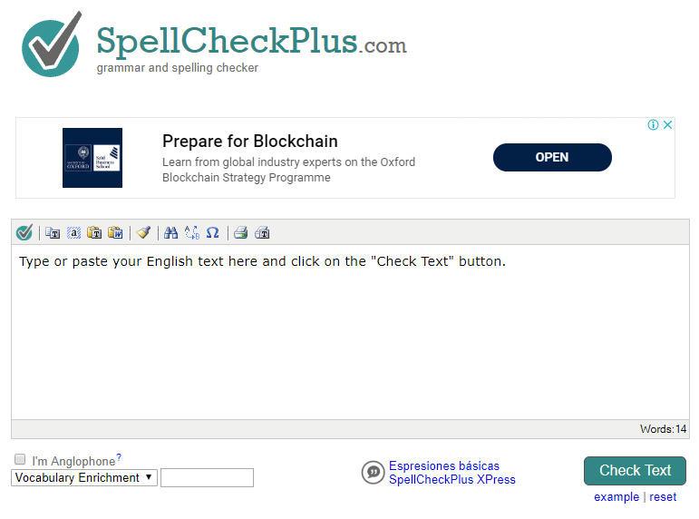 spell check plus
