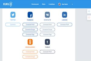 طريقة النشر على جميع المواقع الاجتماعية بنقرة زر واحدة