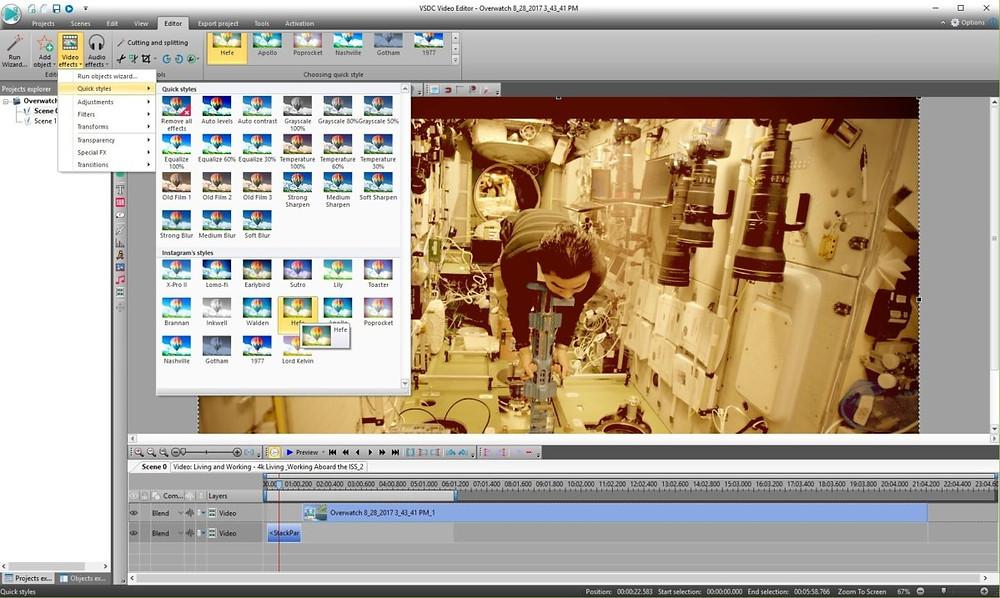 free vidoe editing